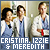 Relationships: Meredith, Izzie, Cristina
