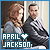 Relationships: Jackson & April