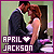 Relationships: April & Jackson