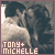 Relationships: Tony & Michelle