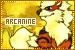 Characters: Pokemon: Arcanine