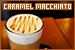 Coffee: Caramel Macchiato
