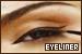 Eye Liner: Black