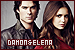 The Vampire Diaries: Elena Gilbert & Damon Salvatore