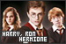 Harry Potter: Harry, Ron & Hermione