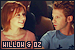 "Buffy: Daniel ""Oz"" Osbourne & Willow Rosenberg"