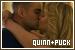 Glee: Quinn & Puck