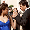 Relationships: TV: Damon & Elena (The Vampire Diaries)